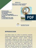 Modulo III Ciclos de La Vida Humana, Por Valentín García