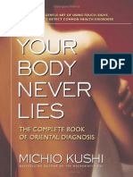Your Body Never Lies by Michio Kushi