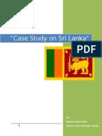 srilanla case study