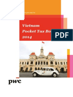 Pwc Vietnam Pocket Tax Book 2014 En