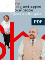 Housing and Support for Older People Good Practice Guide