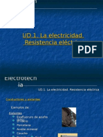 electrotecniaud1resistenciaelectrica