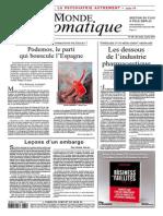 Le Monde Diplomatique 2015-01-1