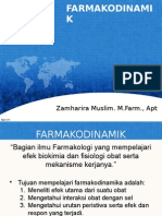Farmakodinamik