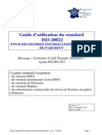 Guide Utilisation ISO20022 Remises Informatisées d'Ordres de Paiement - Pain.001.001.03 - V2.1 - 2013-12