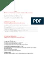 Farmacologie Grile Amf i