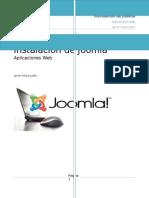 Instalacion de Joomla en Linux