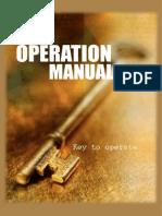 Banquets Operations Manual 2007