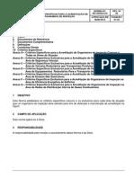 Nit-diois-019 05 Critérios Para Acreditação