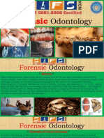 Advance Courses of Forensic Odontology  in SIFS INDIA