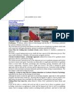 Fulbright- Admissions Literature