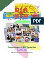 Día a día, 27.  Revista Escolar 2015. CEIP Fondo-Nois.
