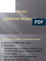 Dr.wayan Bell's Palsy