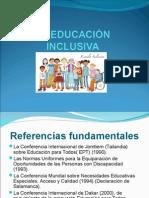 La Educación Inclusiva