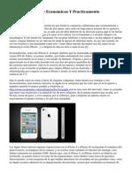 Pantallas De Zafiro Economicas Y Practicamente Indestructibles