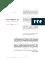 LIBRO Digital o Impreso