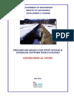 geologija Cetinja