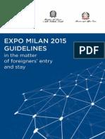 Linee Guida Expo2015 En