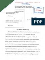 Galvin.v.sec US Court of Appeals