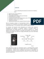 Características principales de un variador de frecuencia