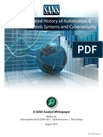 An Abbreviated History of Automation and ICS Cybersecurity