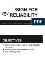 Design for Reliability