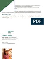 Tarea 01 de Autonomia Personal y Salud Infantil