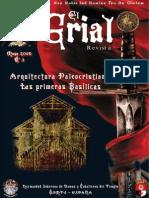 Revista El Grial Nº 3 Mayo 2015