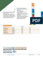 Edwards Signaling 102PMBS-G1 Data Sheet