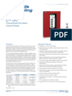 Edwards Signaling EFSC302RD Data Sheet