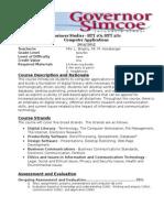 btt course outline 2014-2015