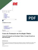 Curso de Formação Em Sexologia Clínica Em Belo Horizonte _ CESDE - Centro de Estudos e Desenvolvimento Educacional