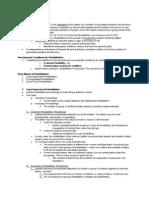 Rehab Report - Gen Concepts - Handout (KARLA)