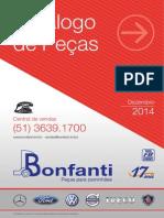 Catálogo Bonfanti - 2014 Dezembro
