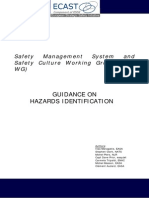 Guidance on Hazard Identification