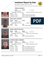 Peoria County booking sheet 05/24/15