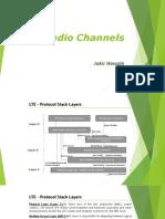 LTE Radio Channels