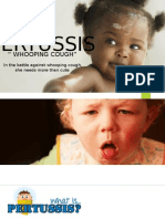 Pertussis or Whooping cough  powerpoint