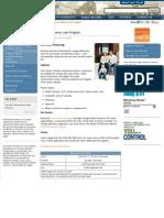 Home Efficiency Loan Program