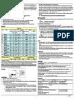 Avionic User Manual for Aircraft Esc Ver2