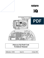 S172E - Packscan IQ Field Unit Technical Manual