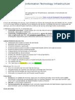 Resumo ITIL