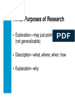 Week 4 Research Design Proposals