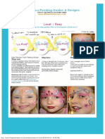 Facepainting Guide
