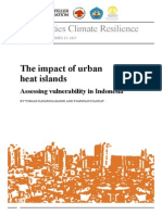 The Impact of Urban Heat Islands