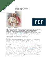 Exorcismo  Sao Miguel Arcanjo