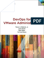 DevOps for VMware Administrators (VMware Press Technology)