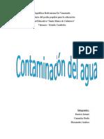 Geografia Contaminacion Del Agua