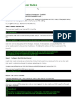 Zimbra Installation on CentOS Step by Step Guide - Part3 CentOS DNS Setup