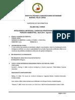 SILABO INTELIGENCIA ARTIFICIAL I.pdf